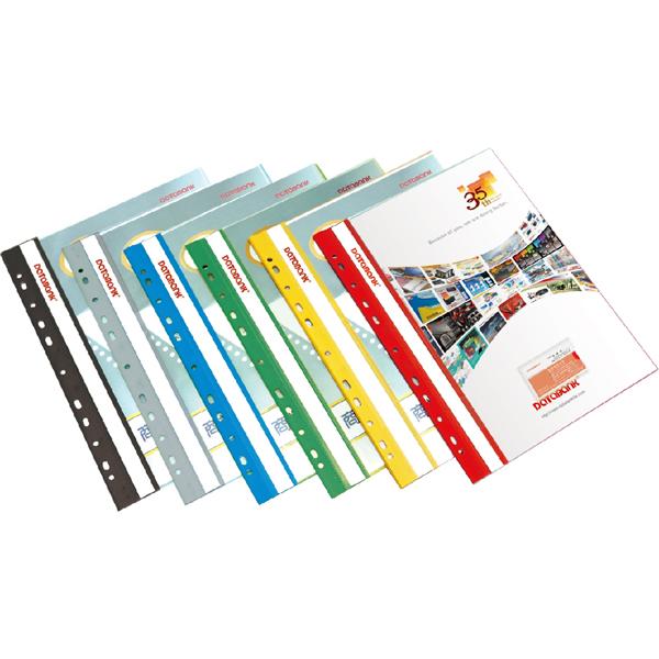 20入標準型商業輕便資料簿 FX-11-20-49 1