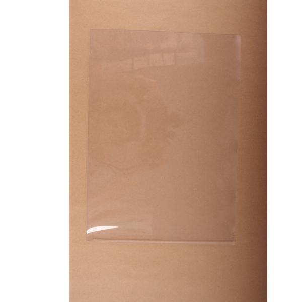 超透明鏡面L型文件夾 E-310G-1 1