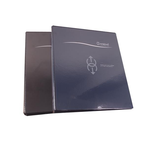 13K4孔PVC可換封面夾 TS04-1302 1